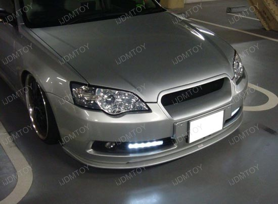 Subaru - Legacy - LED - daytime - running - lights - 2